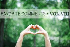 Favorite Comments //