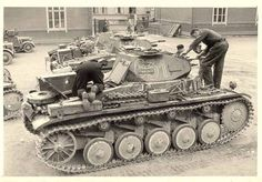 Foro Off Topic y humor: Panzer II en Army Vehicles, Armored Vehicles, Mg 34, Panzer Iii, Afrika Korps, Military Armor, Tank Destroyer, Armored Fighting Vehicle, Ww2 Tanks