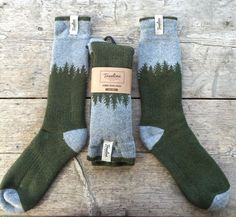 The Skookumchuck Sock