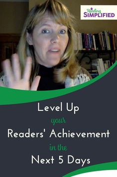 Looking for more efficient AND effective reading activities? Join our FREE special event, Level Up Your Readers' Achievement in the Next 5 Days. Discover how just 1 activity for 5 minutes a day for 5 days can boost your students' decoding, spelling and achievement. FREE PDFs provided for all you need to try this simple activity...and opportunities for prizes! #decoding #strugglingreaders #phonics #SwitchIt Student Reading, Teaching Reading, Fun Learning, Reading Aloud, Reading Fluency, Guided Reading, Reading Activities, Vowel Activities, Reading Games