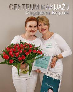 Jolanta Polak z dyplomem Licencja I Long-Time-Liner