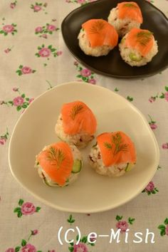 How to Make Temarizushi (Ball-Shaped Sushi) | Sushi, How To Make and ...