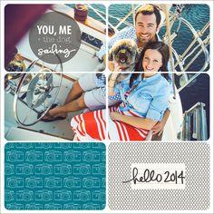 Project Life 2014 | Week 1 | Sailing Blog | LAHOWIND | LAHOWIND | Sailing Blog