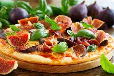 Pizza de higo y serrano   Marco Beteta