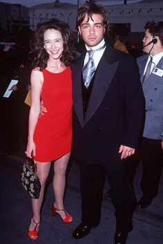 Jennifer Love Hewitt & Joey Lawrence - They dated young and quickly moved on...
