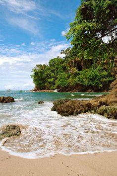 Manuel Antonio National Park, Costa Rica #paradiseawaits