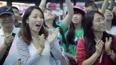 NTSO Flash mob at Taoyuan international Airport, Taiwan