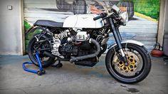 RocketGarage Cafe Racer: Brus Industry V11