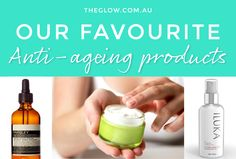 The Glow's pick of the best anti-ageing products and news. Ageing, Anti Aging, Personal Care, Good Things, Skin Care, News, Products, Coming Of Age, Personal Hygiene