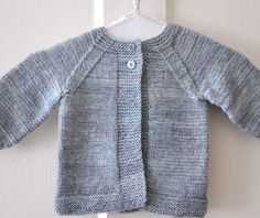 Knitting for Babies - Love cute little sweaters