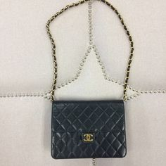 Chanel Lambskin Matelasse Excellent condition! Approx. 9 x 6.5 inches. Please ask questions, no trade or PP, 100% authentic! CHANEL Bags