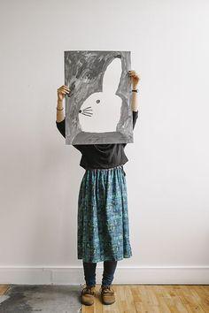 シックにも可愛らしくもFine Little Dayのポスターでアートなお部屋に模様替え