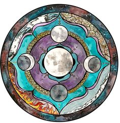Supermoon - Spirit de La Lune Oracle deck coming soon! Moondaughter and Treetalker Art