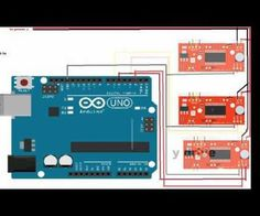 How to wire a arduino cnc step by step