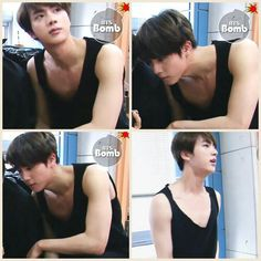 #Seokjin #Jin #BTS