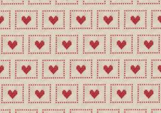 Sweetheart linen paper by Eikosi2 on Etsy
