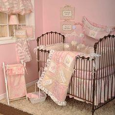 Cotton Tale Heaven Sent Girl Bedding Coordinates