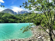 Lago di Barcis, Italy