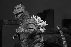 """Godzilla 12"""" 1954 Af."""