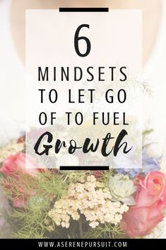 6 Things We Need to Let Go to Make Room For Growth | In order to get more out of life we have to release mindsets that no longer serve us. When we release negative feelings, we make room for better things to enter our lives. Here are 5 things we need to let go of to make room for growth.  |let go of the past| let go of negativity | Let go of things not meant for you | move forward | letting go of hurt | how to be happy with yourself | personal growth tips| #personaldevelopment…
