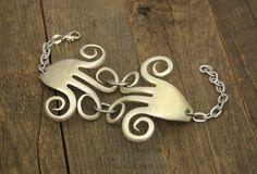 rockin' fork bracelet