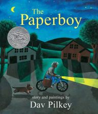 Book Review of The Paperboy by Dav Pilkey