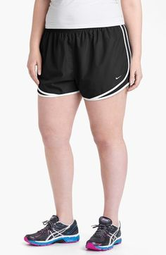 Nike 'Tempo' Track Shorts (Plus Size) (Online Only) available at #Nordstrom