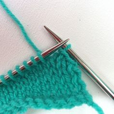 Bobble bind-off tutorial by La Visch Designs - www.lavisch.com