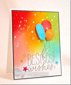 Best-est Wishes by Tammy Hershberger (CASE'd from Yoonsun Hur)