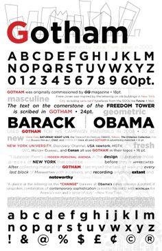 Gotham Bold Type Specimen Sheet http://printedmatterclass.wordpress.com/2012/11/10/type-specimen-sheets-homework-assignment/