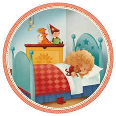 Gaia Bordicchia Illustrations: Goldielocks and the Three Bears