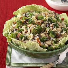 Broccoli-Orzo Salad