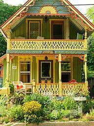 Love the paint. Especially the flower up top!