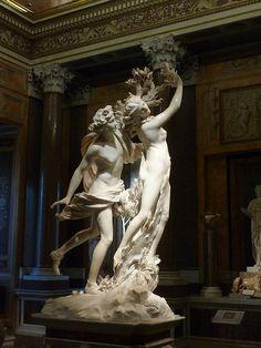 Bernini: Apollo and Daphne