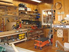 47 Best Woodshop Organization And Layout Images Woodworking