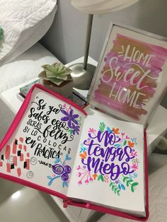 Lettering Tutorial, Hand Lettering, Calligraphy Cards, Agenda Planner, Fall Pictures, Time Art, Gods Love, Decoupage, Diy And Crafts