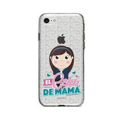 Case - El case el celu de mamá, encuentra este producto en nuestra tienda online en diferentes referencias de celular. Phone Cases, Letters, Store, Phone Case