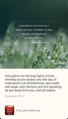 Bible App, Holy Spirit, Need To Know, Verses, Prayers, Let It Be, God, Live, Quotes