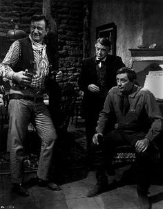 El Dorado is a 1966 American Western film produced and directed by Howard Hawks and starring John Wayne and Robert Mitchum. Western Film, Western Movies, Old Movies, Great Movies, Cowboy Films, Nelson Riddle, Howard Hawks, John Wayne Movies, John Ford