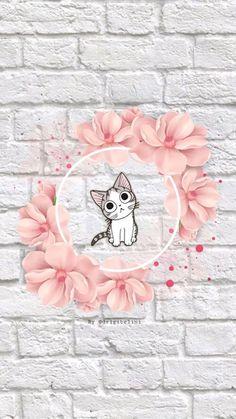 Instagram Logo, Instagram Frame, Free Instagram, Phone Screen Wallpaper, Iphone Wallpaper, Apple Wallpaper, Wallpaper Backgrounds, Hight Light, Cat Icon