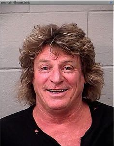 Mick Brown, Ted Nugent's drummer pleads guilty to driving golf cart drunk, fined $1,000