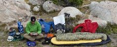 """A 9 pound pack is all you need to be safe and warm.So, if you want tolower your pack weightbut retain all the convenience and comfort of """"traditional"""" backpacking, look no further than thisLightweight Backpacking Gear Checklist. This Lightweight Backpacking Gear Checklist is suitable for most backpackers on most 3-season tripsin the lower 48"""