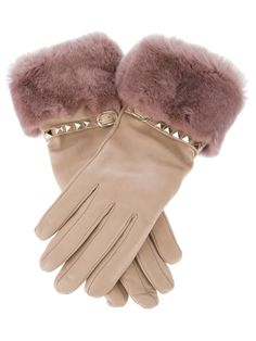 Brian Atwood's Gift for the Chic Mom: luxe cashmere-lined gloves.