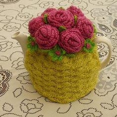 Free Patterns - 20+ Tea Cozy to Knit & Crochet                              …