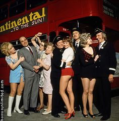 'On the Buses' was a sextist programme suitable for the day. Depending on your opinion it was offensive or just good fun. ran from 1969 - 1973 British Tv Comedies, British Comedy, British Humour, Uk Tv Shows, Vintage Television, Comedy Tv, Belly Laughs, Vintage Tv, Classic Tv