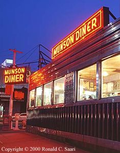 NEW YORK CITY AND LONG ISLAND DINER DIRECTORY - Munson Diner - New York, NY