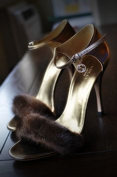 fab fur shoes