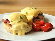 Eggs Benedict- Made in NY