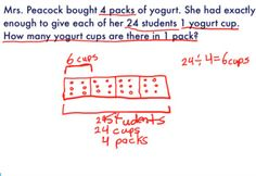 Model a division problem with a tape diagram divide by 2 3rd this video shows students an example of how to use a tape diagram to model a division word problem using multiples of 4 ccuart Images