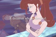 """She misses her mother a lot"" ""Petra, you're a motherly figure. Megara Disney, Disney Hercules, Disney Tangled, Disney Magic, Disney Princess, Disney And Dreamworks, Disney Pixar, Walt Disney, Disney Characters"